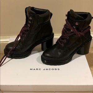 Marc Jacobs - combat boots.